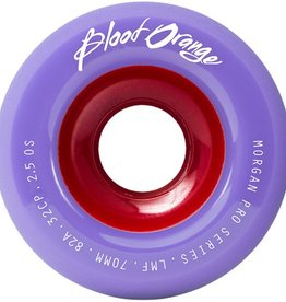 Blood Orange Blood Orange- Morgan Pro Series- 70mm- 82a- Lavender Pastel- Wheels