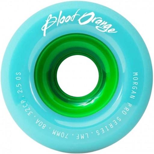 Blood Orange Blood Orange- Morgan Pro Series- 70mm- 80a- Seafoam Pastel- Wheels