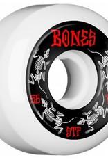 Bones Bones- STF Annuals- 56mm- V5- 83b- White- Wheels