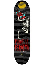 Powell Peralta Powell Peralta- Handplant Skelly- 8.00 x 31.45 inches- Charcoal- Deck