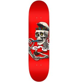 Powell Peralta Powell Peralta- Curb Skelly- 8.25x31.95- Red- Decks