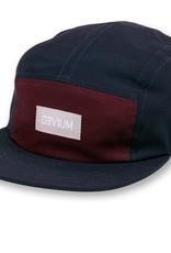 Devium Devium- Camper- Deep Navy/Maroon- Hat