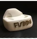 FLO- The New OG- White/Gold Logo- Left Foot- Foot Stop