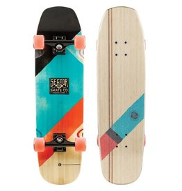 Sector 9 Sector 9- Geo Kendo- 31 inch- Complete