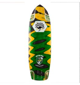 Sector 9 Sector 9- Ripped Jacko Pro- 36.875 inches- Deck