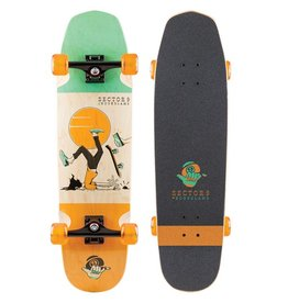 Sector 9 Sector 9- #Nosegrind- 33 inch- Complete