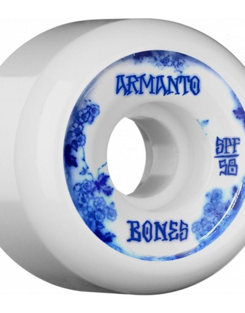 Bones Bones- Armanto Blue China- 58mm- SPF- Wheel