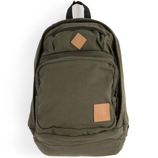 Girl Girl- Simple #2- Army Green- Backpack