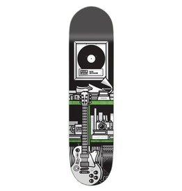 Girl Girl- McCrank Sub Pop- 8.5 x 31.875 in- Deck