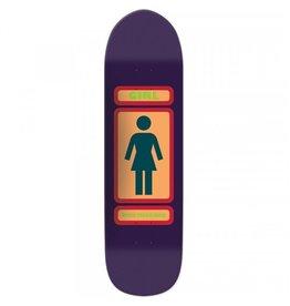 Girl Girl- McCrank 93 Til- 8.5 x 32.375 in- Deck