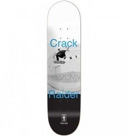 Girl Girl- Carrol Crack Raider- 8.375 x 31.75 in- Deck
