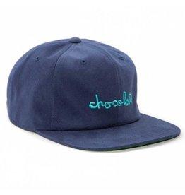 Chocolate Chocolate- Chunk- Deep Teal- Hat