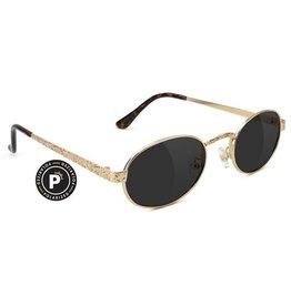 Glassy Sunglasses Glassy- Zion- Gold- Sunglasses
