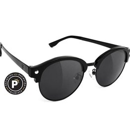 Glassy Sunglasses Glassy- Paul- Polarized- High Roller- Black- Sunglasses
