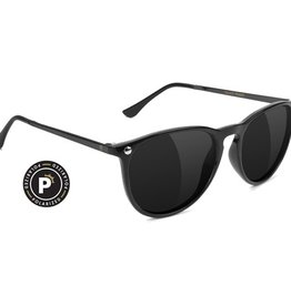 Glassy Sunglasses Glassy- Mikey II- Polarized- Black- Sunglasses
