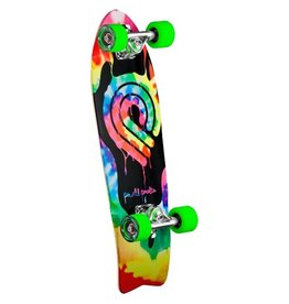 Powell Peralta Powell Peralta- PPP Tie Dye Cruiser- 8.6 x 27.74- Complete