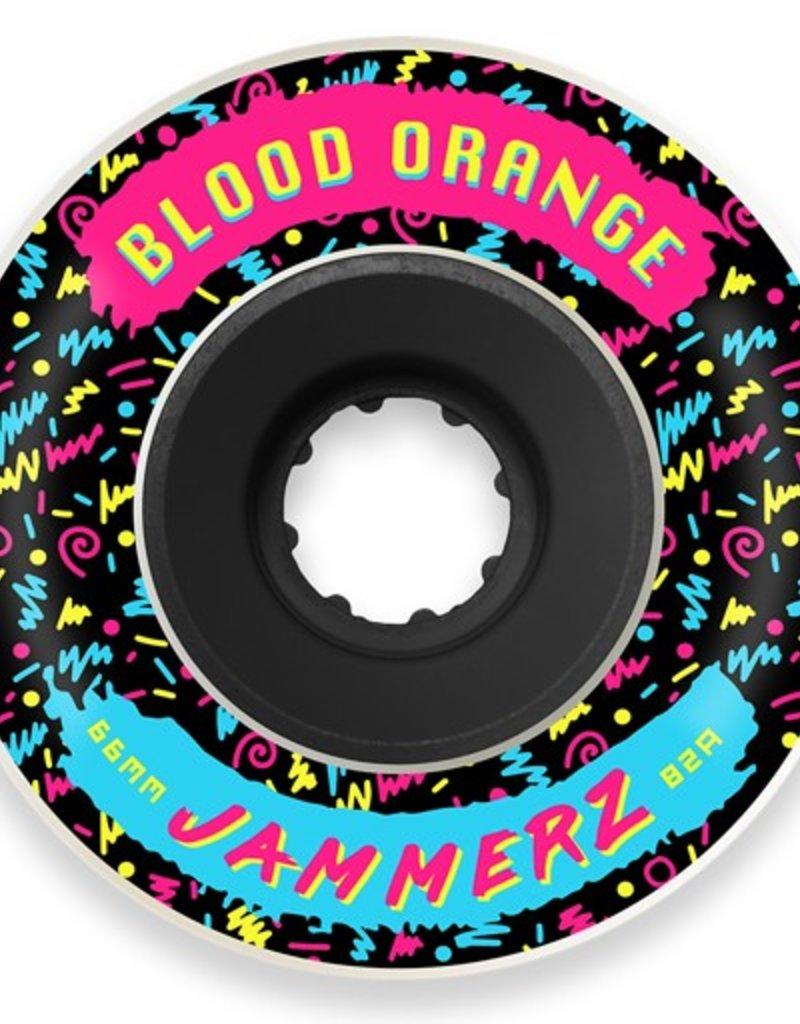 Blood Orange Blood Orange- Jammers- 66mm- 82a- Wheels