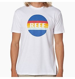 Reef Reef- Simple- T-Shirt- White- 2017