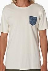 Reef Reef- Vacy Crew Natural- T-Shirt- 2017