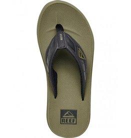 Reef Reef- Phantom- Men's Flip Flop- Black and Olive