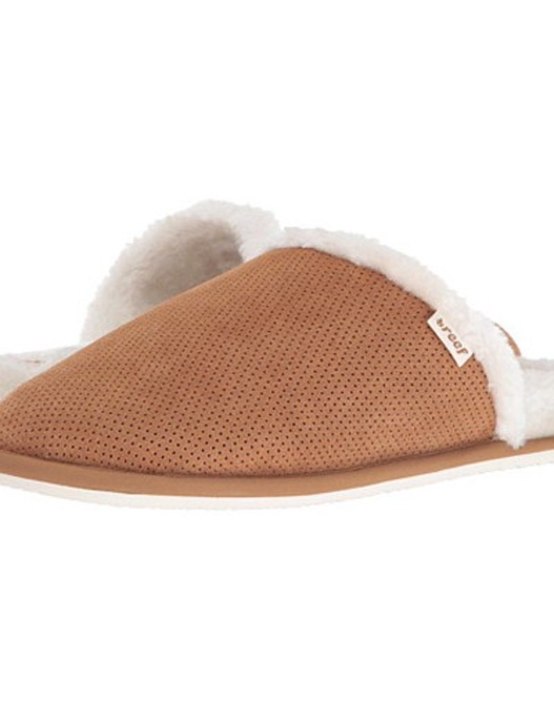 Reef Reef- Slippers- Cozy- Tobbaco