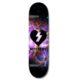 Mystery Mystery- Nova Heart- 7.75 in- Deck