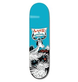 Mystery Mystery- Moose Mulberry- 8.5 in- Deck