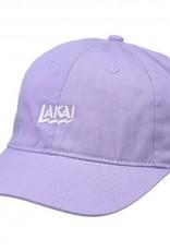 Lakai Lakai- Bolt Dad Hat- Baby Purple- Hat