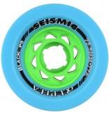Seismic Seismic- Alpha- 75.5 mm- 77a- Blue BlackOps- Wheels
