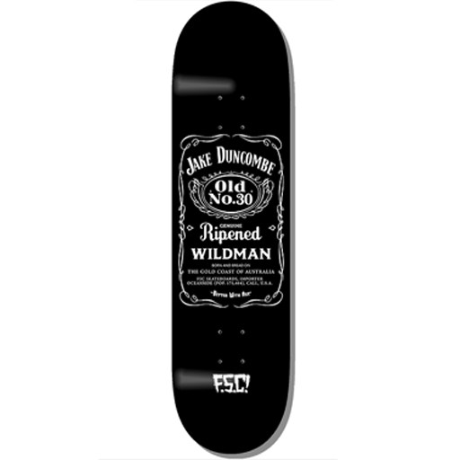 F.S.C. F.S.C.- Jake 30th Bottle- 8.5 in- Deck