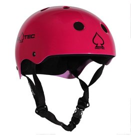 Pro-Tec Pro-Tec- Classic Skate- Certified- Gloss Pink- Medium- Helmet