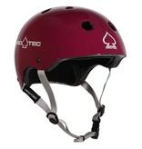 Pro-Tec Pro-Tec- Classic Skate- Certified- Gloss Eggplant- XLrg- Helmet