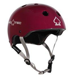 Pro-Tec Pro-Tec- Classic Skate- Certified- Gloss Eggplant- Large- Helmet