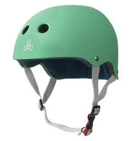 Triple Eight Triple Eight- Certified Sweatsaver- Mint Rubber- S/M- Helmet