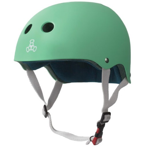 Triple Eight Triple Eight- Certified Sweatsaver- Mint Rubber- S/M- Helmet