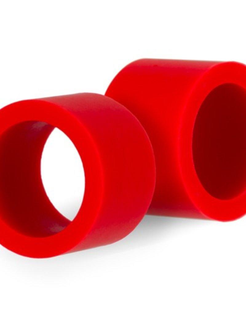 Venom Venom- Rogue Pivot Tubes- HPF- 90A- Red- Pivot Cups