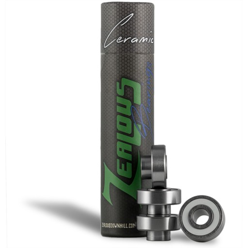 Zealous Zealous- Built in- Ceramic- 8mm- Bearing