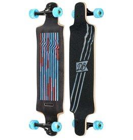 DB Longboards DB Longboards- Contra- 35.5 inch-Multicolor- Complete
