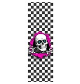 Powell Peralta Powell Peralta- Ripper Checker- Graphic Grip- 9 x 33 in Sheet- Grip Tape