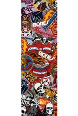 Powell Peralta Powell Peralta- OG Stickers- Graphic Grip- 9 x 33 in Sheet- Grip Tape