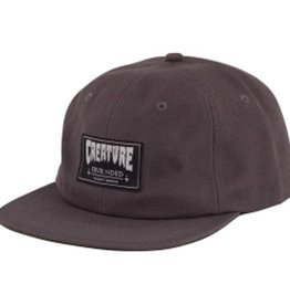 Creature Creature- Frvr Nded- Snapback- Dark Heather Grey- Hat