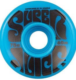 OJ OJ- Super Juice- 60mm- 78a- Blue- Wheels