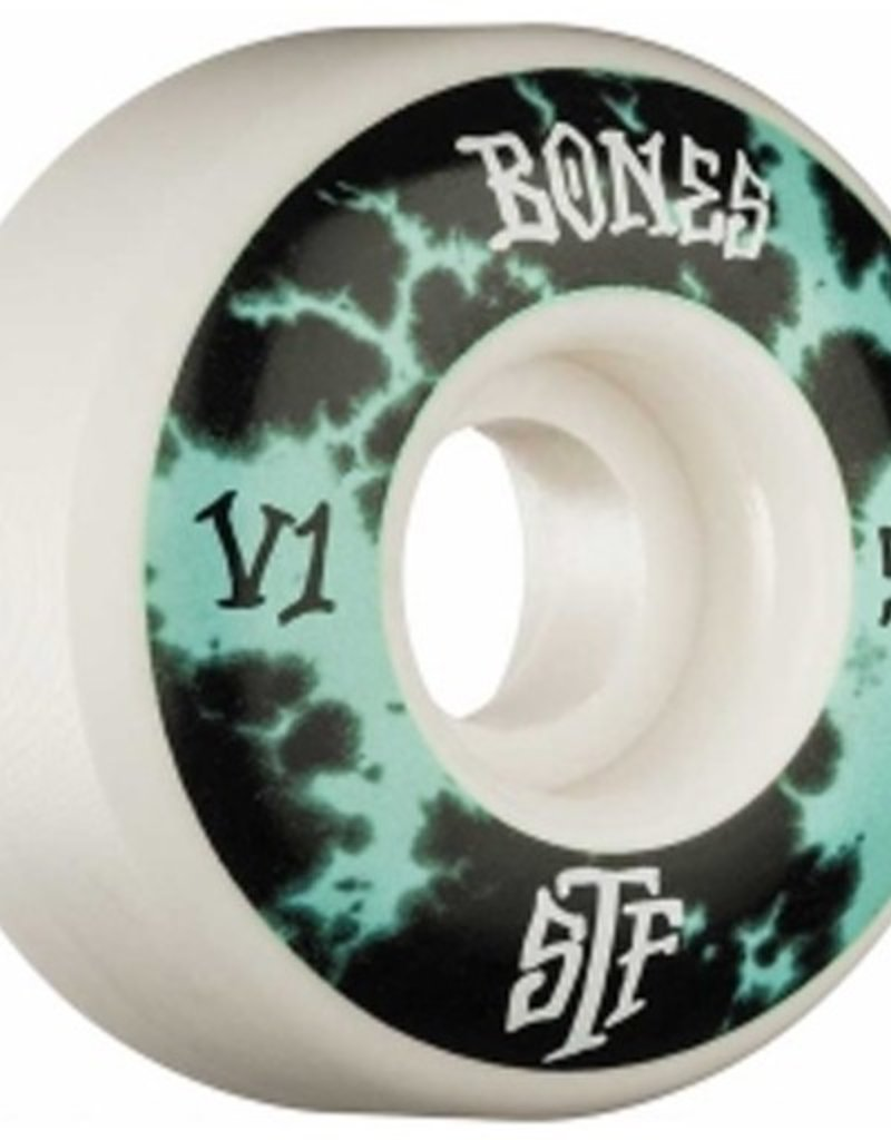 Bones Bones- Deep Dye- Street Tech Formula- V1- 53mm- 103a- Wheels