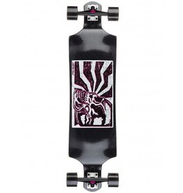 Santa Cruz Santa Cruz- Skull Block- 10 x 40 in- Drop Down Cruzer- Complete