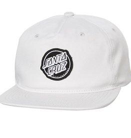 Santa Cruz Santa Cruz- Aptos- Snapback- Egg White- Hat