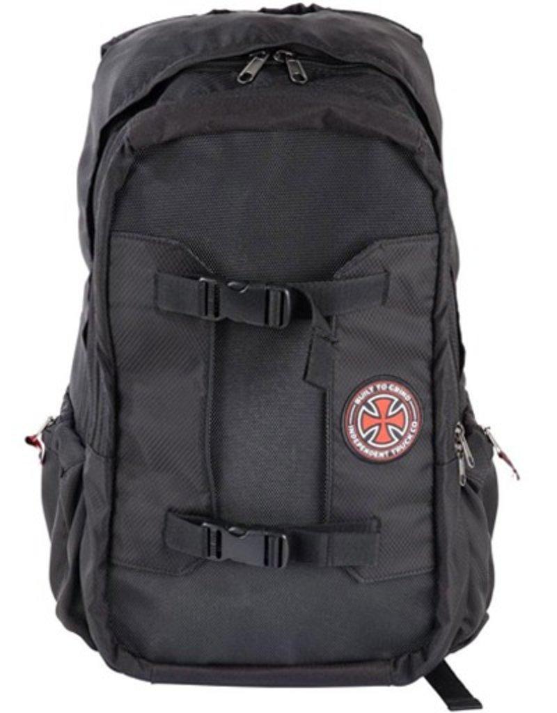Independent Independent- BTGC Skate Pack- Black- Backpack