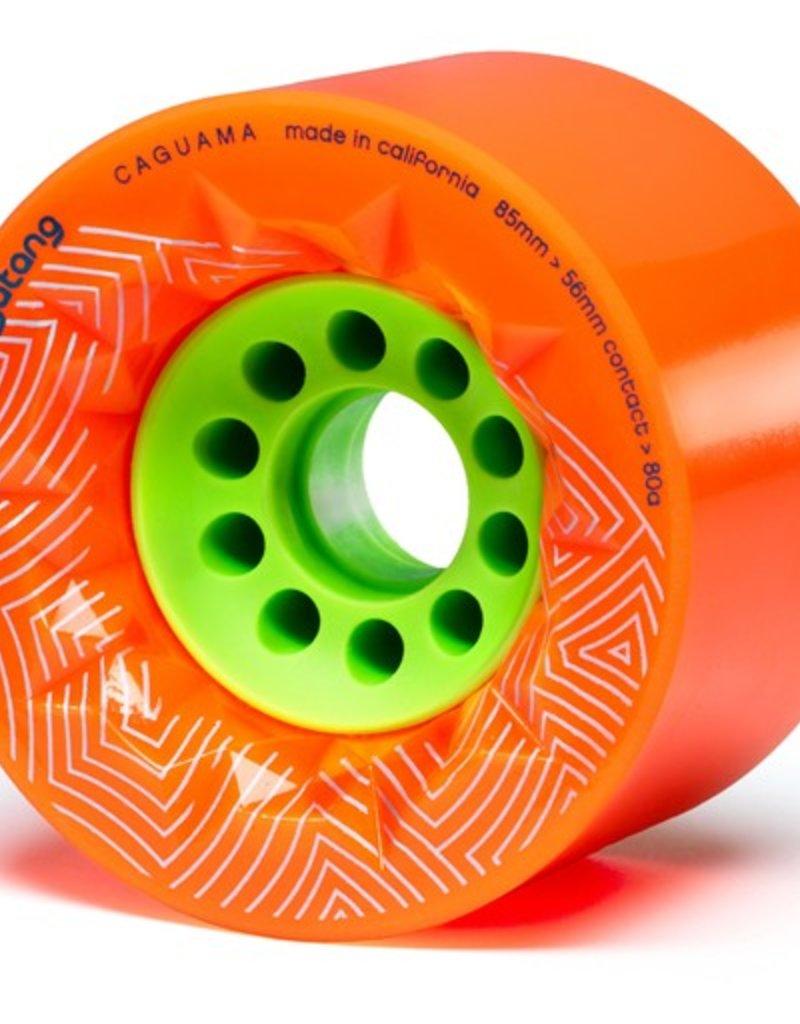 Orangatang Orangatang- Caguama- 85mm- 80a- Orange- Wheels