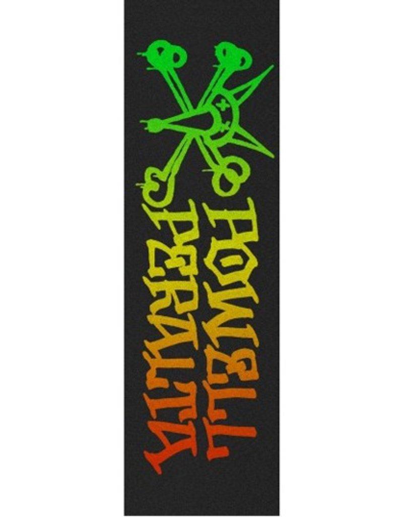 Powell Peralta Powell Peralta- Vato Rat Fade- Graphic Grip- 9 x 33 in Sheet- Grip Tape