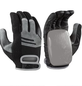 Sector 9 Sector 9- Dash- Grey- Sml/Med- Slide Gloves