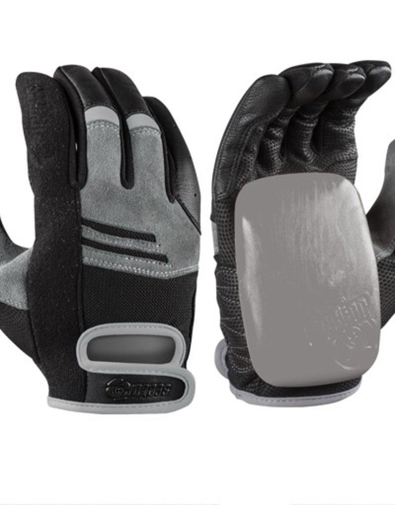 Sector 9 Sector 9- Dash- Grey- Sml/Med- Slide Gloves